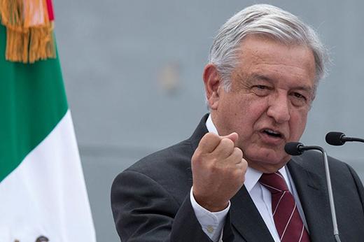 López Obrador: medidas de austeridad y contra corrupción en México